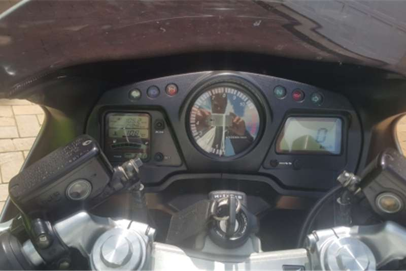 Honda Blackbird CBR1100XX 2003