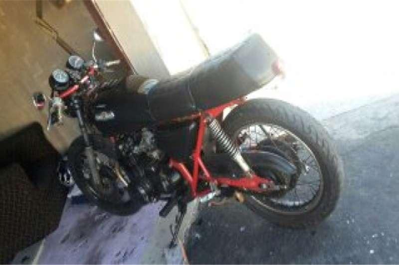 Honda cb550 bosman 0