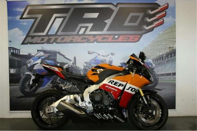 2015 Honda Cbr 1000 Repsol Motorcycles For Sale In Gauteng R 139