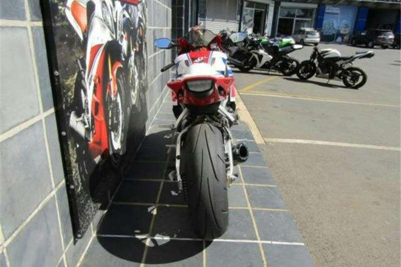 Honda CBR 1000 SP 2014