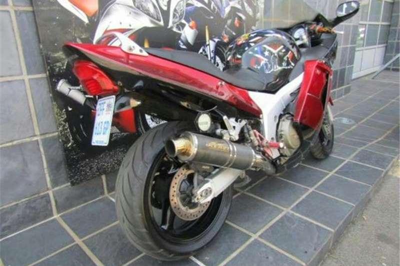 Honda CBR 1100 XX 2001