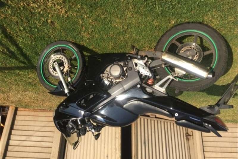 Honda CBR 125cc 0
