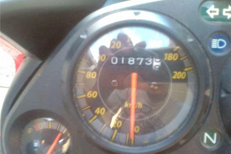 Honda CBR 2008