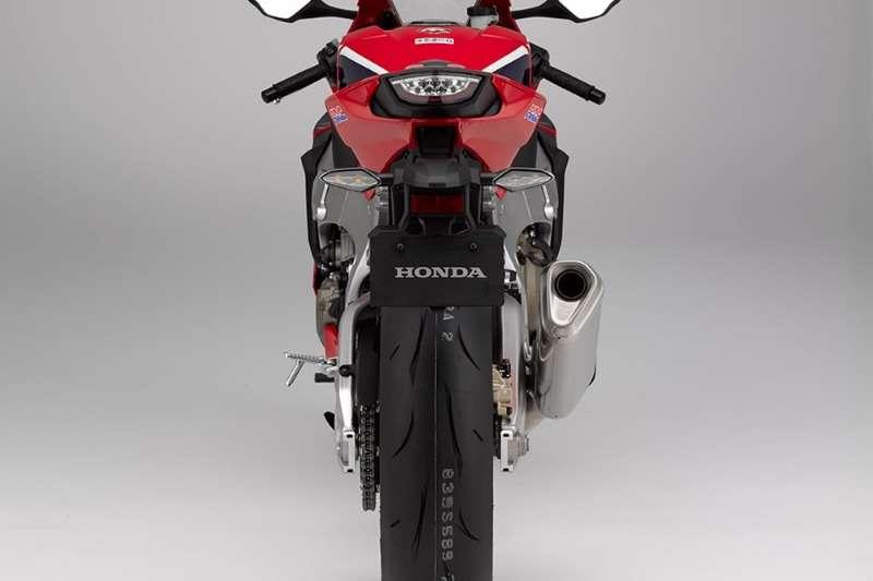 Honda CBR 2019