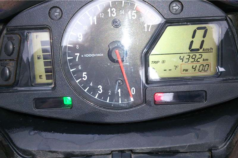 Honda CBR 600RR 2007