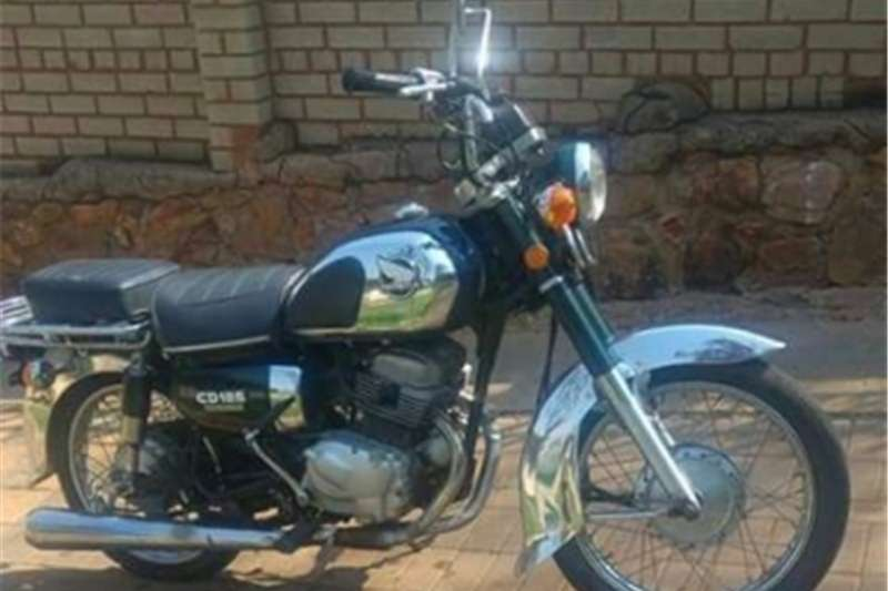 Honda CD185 1979