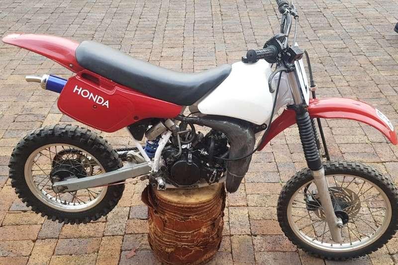 Honda CR 1985