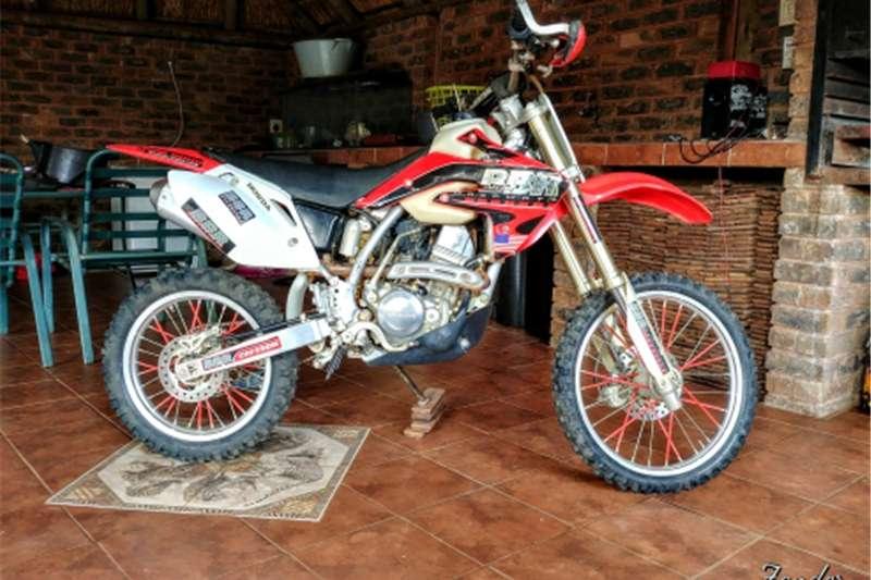 Honda CRF 150R 0
