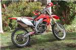 Honda CRF 450 2007