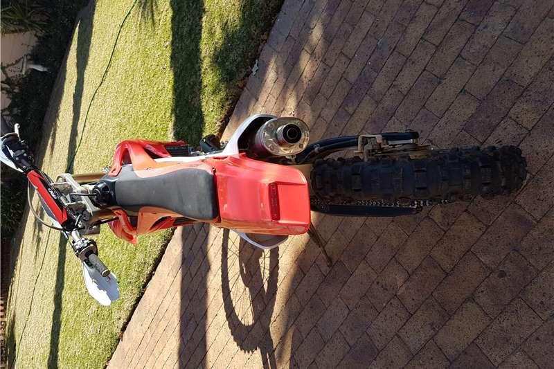 Honda CRF 450X 2008