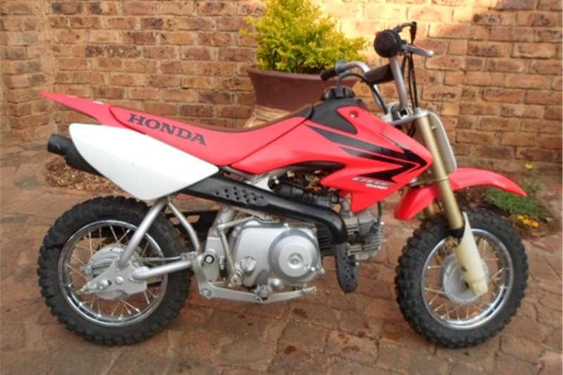 Honda CRF 50cc 2007