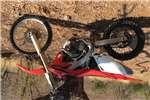 Honda CRF450F 2008