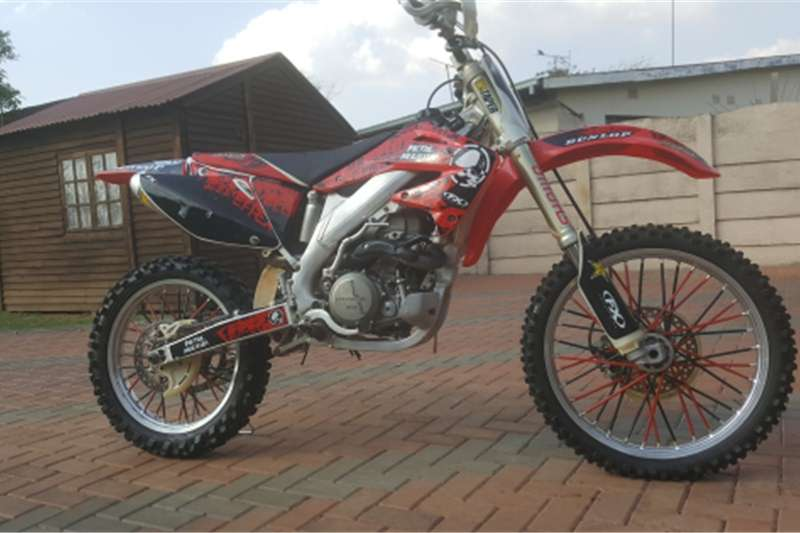 Honda crf450r no money to be spent get on and go 0