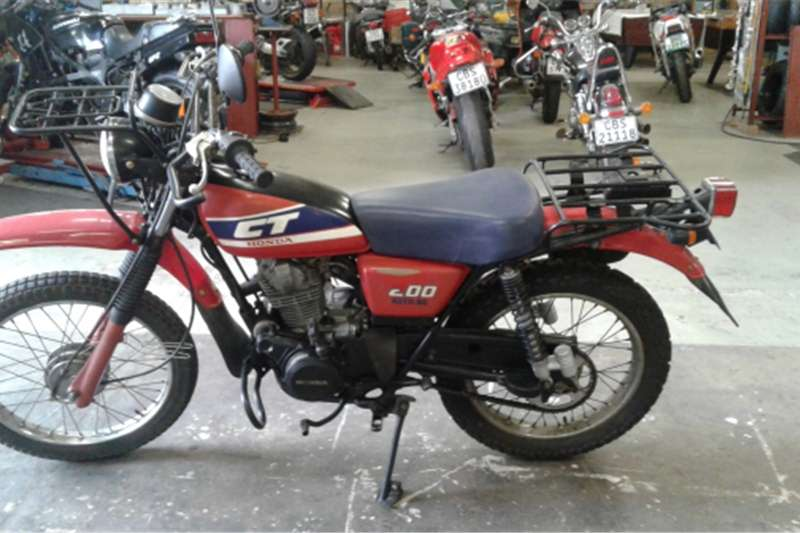 Honda CT200 AUTO AG   Stock standard. Price includes Roa 1989