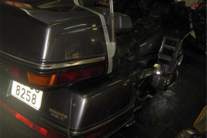 Honda Goldwing GL1500   Cruiser 1989