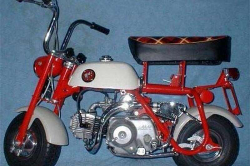Honda Monkey Bike or Mini Trail Wanted 0