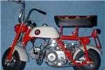 Honda Monkey Bike or Mini Trail Wanted