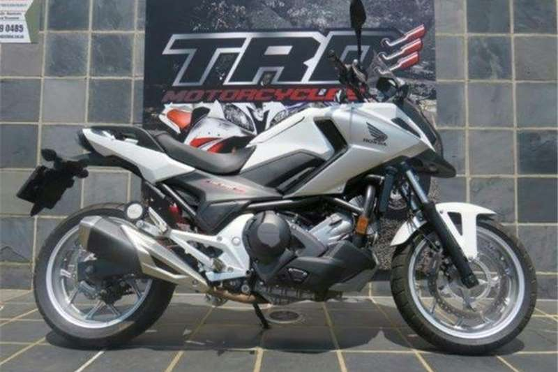 2016 Honda Nc750x Dct Motorcycles For Sale In Gauteng R 84 900 On