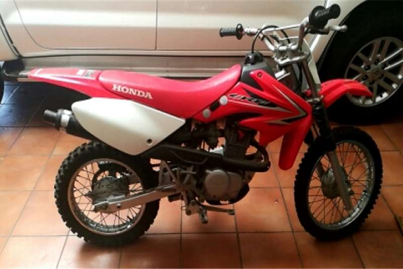 Honda Off road Bike 0
