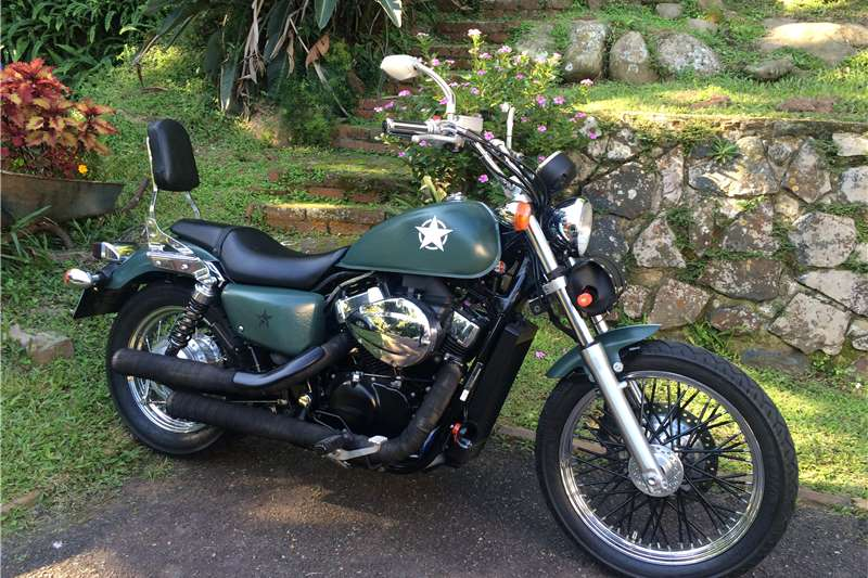 Honda Shadow VT 750 S 2011