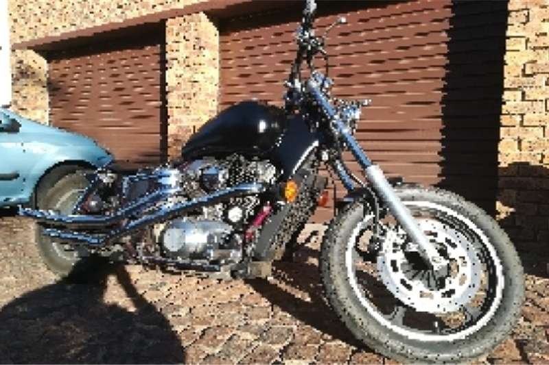 Honda Shadow vt1100 bobber 0