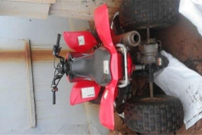 Honda sportrax 250ex 0