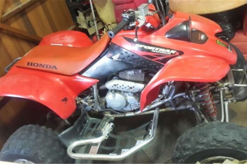 Honda SPORTRAX 400EX FOR SALE   NO MONEY TO BE SPEND 0