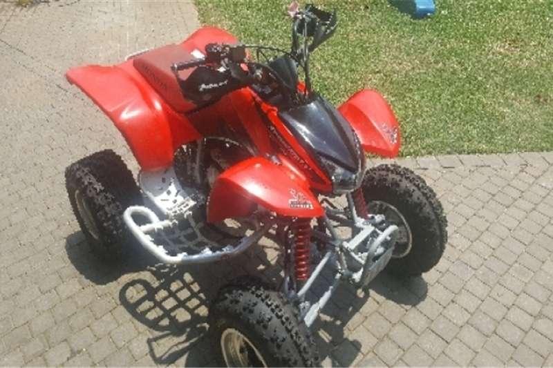 Honda TRX 400 2005