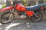 Honda XL 500 1981
