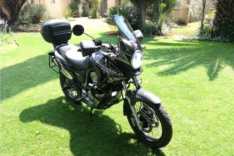 Honda XL Transalp 700 (with ABS) 2011