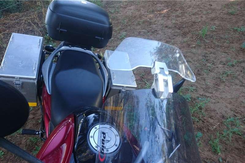 Honda XL Transalp XL700V 2009