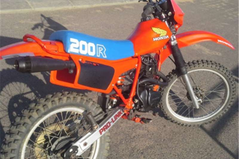 Honda XR 200 Spares Motorcycles for sale in North West | R 123 on Auto Mart