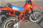 Honda XR 200 Spares