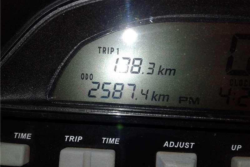 """Honda XR 250 """"Tornado"""" 2012"""