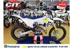 Husqvarna TX 125 Cross Country 2019