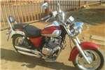 Jonway cruiser 250cc 0