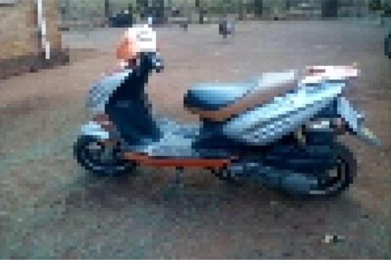 Jordan 125 Scooter 0