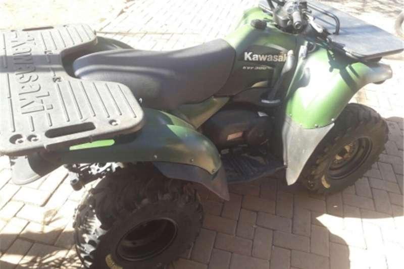 Kawasaki 300cc KFV 0