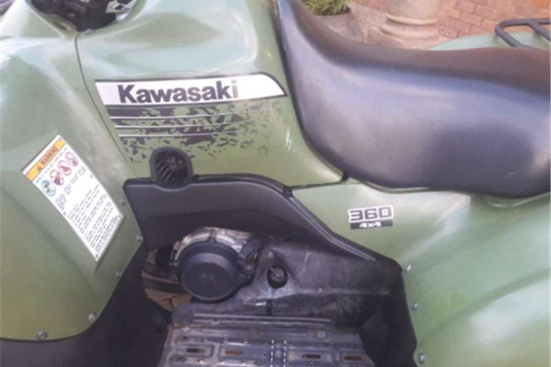 Kawasaki 360 4x4 0