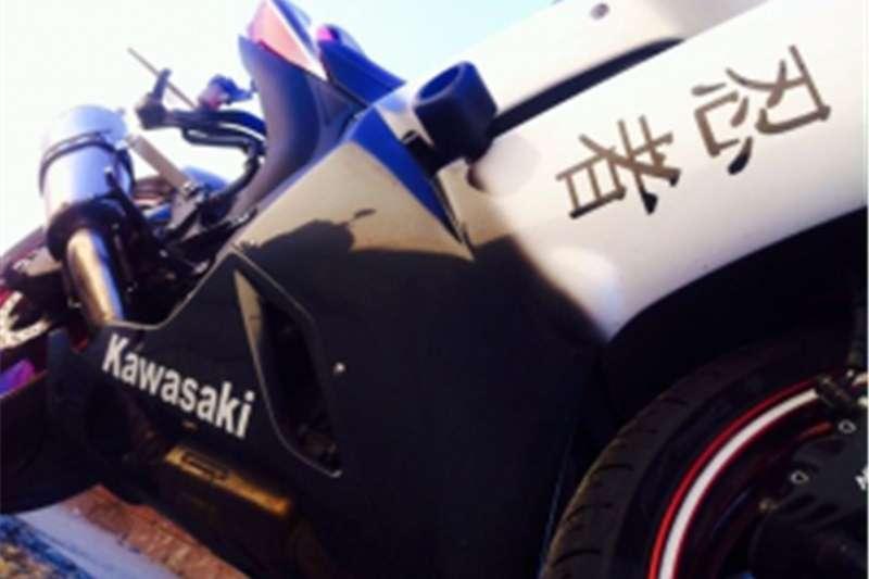 Kawasaki cutomised body kid 2008