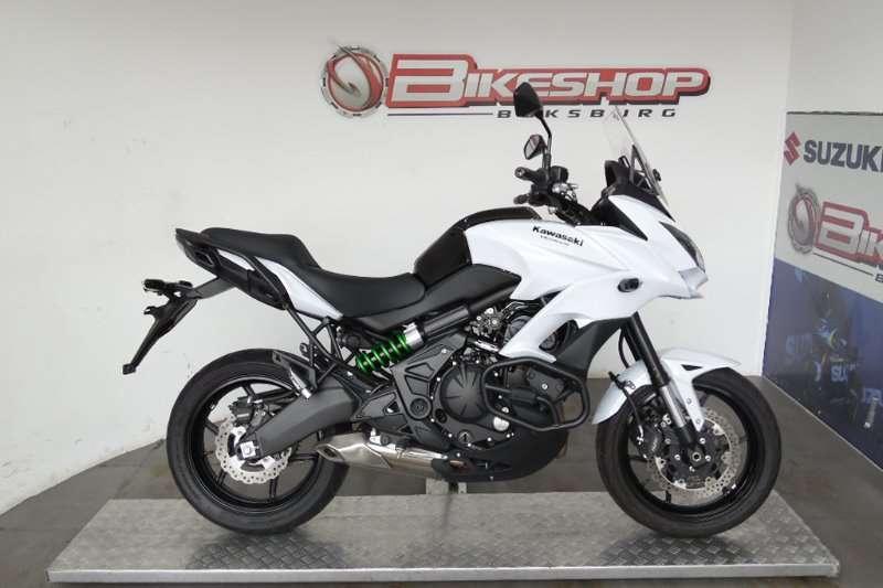 2016 Kawasaki ER