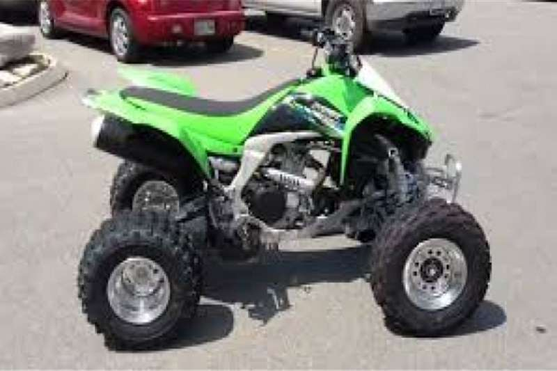 2008 Kawasaki KFX450R Motorcycles for sale in Gauteng | R 25 000 on ...