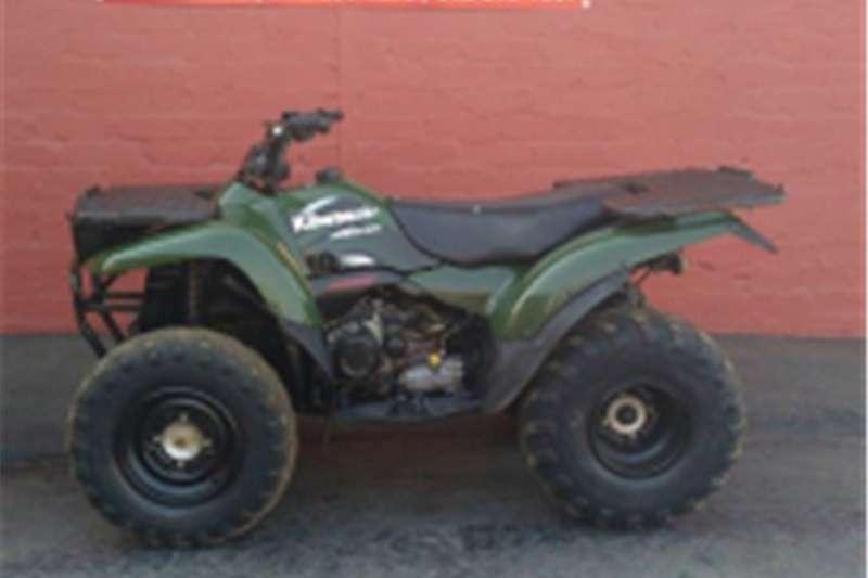 Kawasaki KVF 300cc 4x4 0