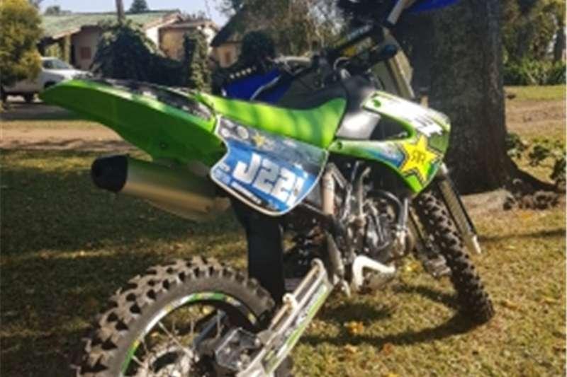 Kawasaki KX 100 2013