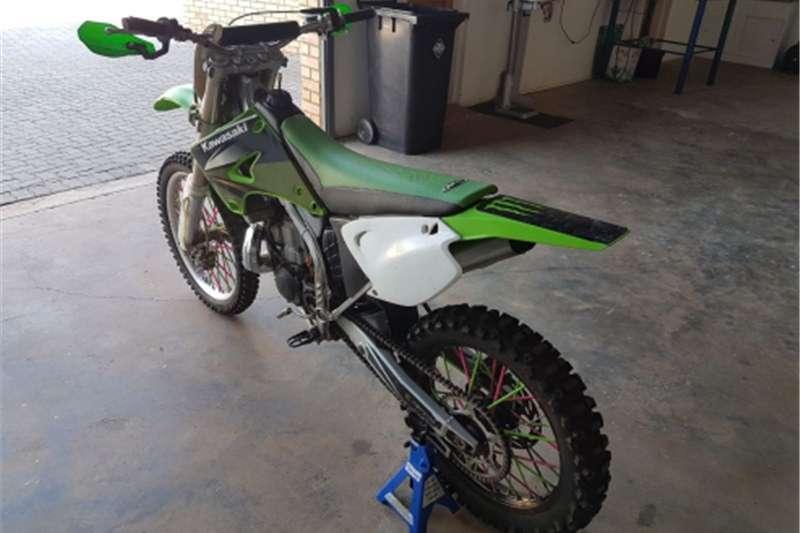 Kawasaki KX 2004