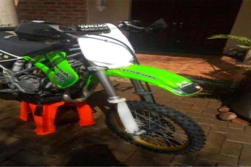 Kawasaki KX 85cc 2011