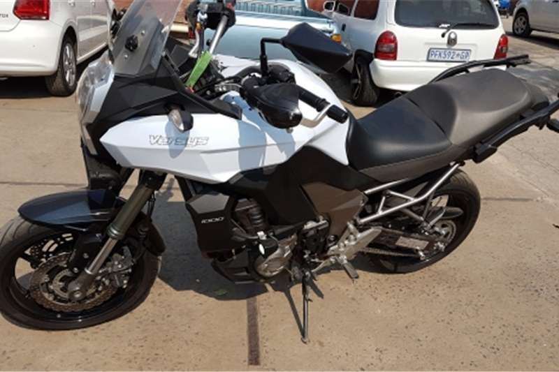 Kawasaki Versys 1000 One Owner 2013