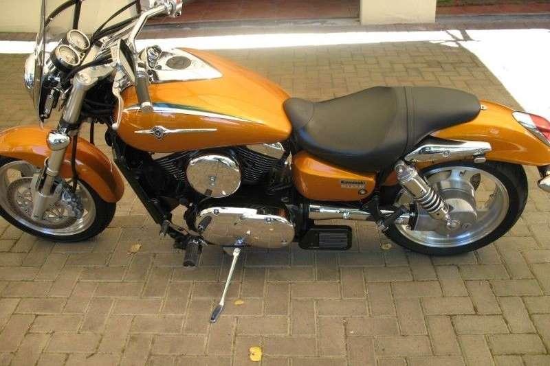 2005 Kawasaki Vn 1500 Vulcan Mean Streak Motorcycles For Sale In