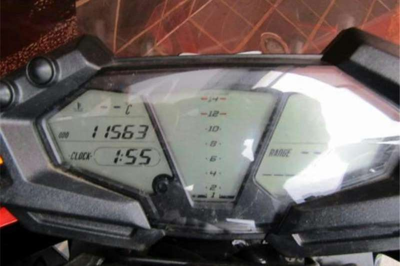 Kawasaki Z 800 2015