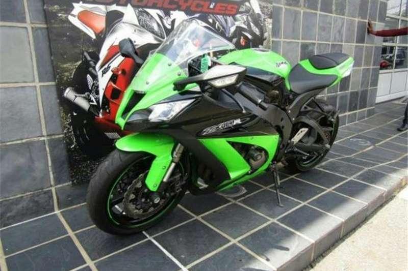 Kawasaki ZX10 NINJA 2012